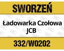Sworzeń łyżki, ramienia - JCB Ładowarka czołowa