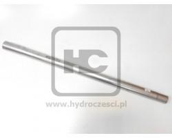 Rura wydechowa - JCB 3CX 4CX silnik Perkins AA AB