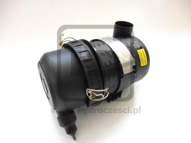 Obudowa filtra powietrza kompletna - Obudowa + Dekiel - Koparki JZ70