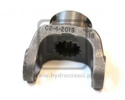 Flansza wału pompy hydraulicznej - JCB 4CX - Pompa tłoczkowa