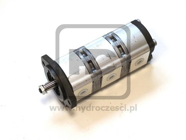 Pompa hydrauliczna - JCB 8018 - BOSCH - Minikoparki 1,5 tony