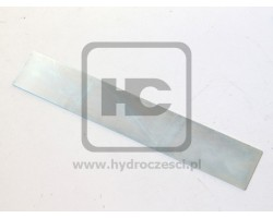 Podkładka pod ślizg dolny wysuwu ramienia - JCB 3CX 4CX