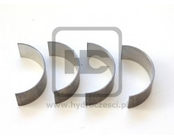Panewki korbowodowe 4 szt. - Silnik JCB DieselMax - Standard