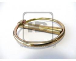 Zabezpieczenie sworznia łyżki tylnej - JCB 3CX 4CX