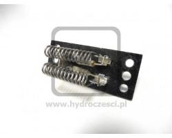 Rezystor dmuchawy 12V - JCB 3CX, 4CX - OEM