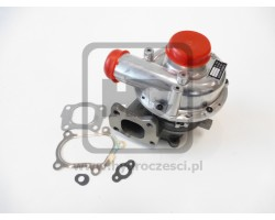 Turbosprężarka - silnik ISUZU 4HK1