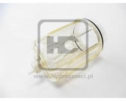 Szklanka filtra paliwa długa JCB JS